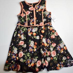 NWT Pipa & Julie Floral Dress
